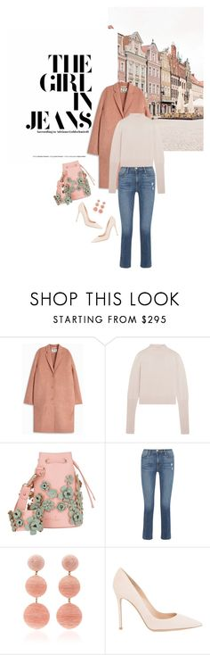 Winter 2016/2017: Trendy and chic by ecletica-and-chic on Polyvore featuring Dion Lee, Acne Studios, Frame, Gianvito Rossi, Marina Hoermanseder and Rebecca de Ravenel