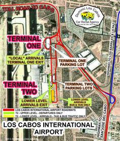 New Airport: Los Cabos International Airpor tMap