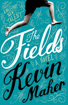 The Fields Book Cover Design