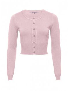 Review Australia | Chessie Long Sleeve Cardigan in Blush. How pretty and feminine is this cardigan?! <3