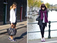 Fashion Agony: Sunday Cravings: SS13 Trend: Running Shoes