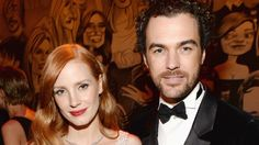 Newlywed Jessica Chastain Shows Off a Massive Rock on Her Wedding Ring Finger
