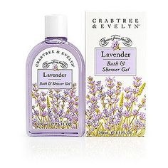 Lavender Crabtree and Evelyn....love it!!