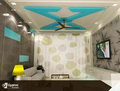 Bedroom False Ceiling Design, Drywall, Door Design, House Plans, Bathtub, Living Room, Ceilings, Dj, Decor Ideas