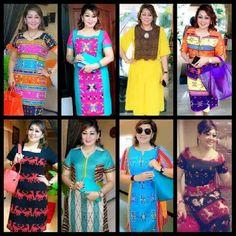Tenun ikat NTT Batik Dress, Ikat, Women's Fashion, Fashion Design, Sari, Dresses, Style, Saree, Vestidos