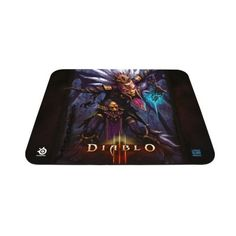 MousePad SteelSeries QcK Diablo III Gaming Mouse Pad Witch Doctor Edition #SteelSeries#MousePad