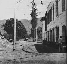 Esq de Cerveceria   La Candelaria años 50