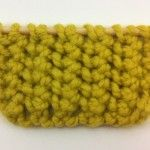 How to Knit the Purse Lace Stitch