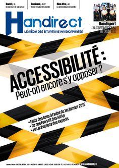 Couverture du numéro 147 : Accessibilité, peut-on encore s'y opposer ?
