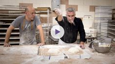 Watch Paul Hollywood Discovers a Bread in Miami Made From the Strangest Ingredient Paul Hollywood No Knead Bread, Artisian Bread Recipes, Paul Hollywood City Bakes, Knead Bread Recipe, Bread Shaping, Baguette, British Baking, Ciabatta, Artisan Bread
