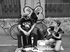 artistas de rua =)
