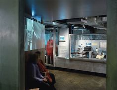 """""""Casson Mann's unique ability to understand, interpret and translate into imaginative design solutions our most vague and notional of ideas and needs produced a museum which, rightly, receives constant professional credit and excited public approval years after its opening.""""  Phil Reed, Director of the Churchill Museum and Cabinet War Rooms"""