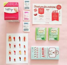 From subscription box services for dealing with your period to ones for that adult coloring addiction, these are the quirky subscription services out there.