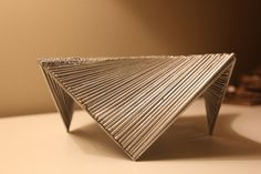 Model of a hyperbolic paraboloid roof structure by xX-Speed-Xx                                                                                                                                                                                 More