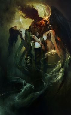 [Fantasy Concept Art & CG Illustrations Featuring Lin Wenjun]