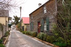 historic+St+augustione | Historic Streets St Augustine Florida