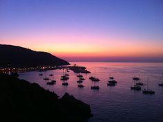 Isola d'Elba bay