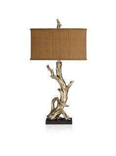 Dimond Lighting Driftwood Table Lamp
