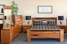 Dampier Marri Timber Suite
