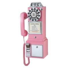Pink pay phone!!