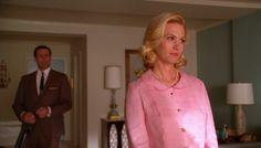 Don and Betty. #madmen season 5