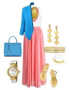 """Untitled #51"" by mesha-echevarria on Polyvore"