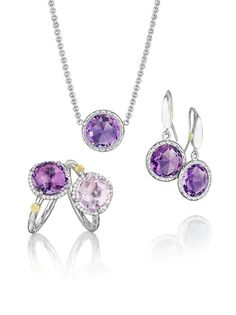 Amethyst jewels!