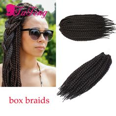 Crochet Box Braids Amazon : Crochet braids hair, Crochet braids and Braid hair on Pinterest