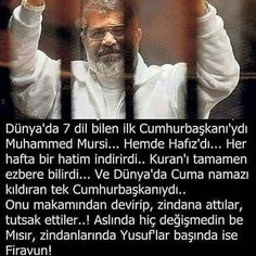 Allah(c.c) Muhammed Mursi'nin şehadetini kabul eylesin inşAllah. Karma, Real Life, Quotes, Qoutes, Dating, Quotations, Shut Up Quotes, Quote