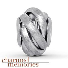 Charmed Memories Love Knot Charm Sterling Silver