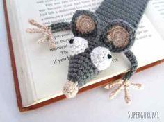 Amigurumi Crochet Rats