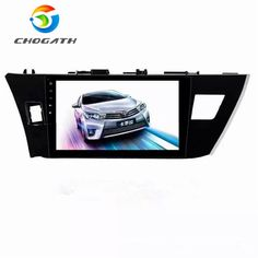 ChoGath(TM) 10.2'' 1.6GHz Quad Core RAM 1GB Android 5.1 Car Radio GPS Navigation Player for Toyota Corolla 2014 2015 with Canbus