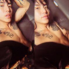 """B's on Instagram: """"크리스찬유 x 유바롬 ㅜㅜ"""" Christian Yu, Skull, Tattoos, Tatuajes, Tattoo, Tattos, Skulls, Sugar Skull, Tattoo Designs"""