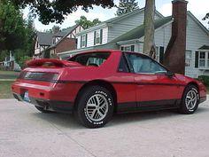 86' Pontiac Fiero SE