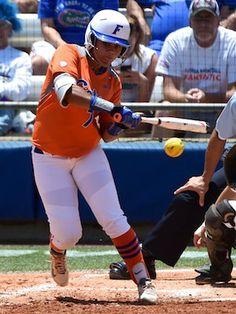 Kelsey swinging