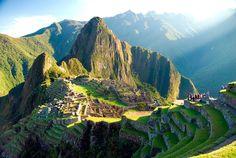 Lugares turisticos de Sudamerica Machu Picchu