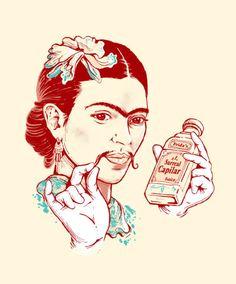 frida's mustache oil, Lucas de Alcântara aka Tolugunestro