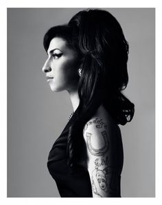 Amy Winehouse 1983-2011.  Cause - Alcohol Poisoning.
