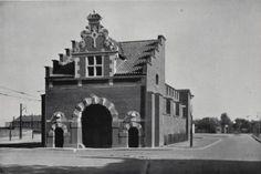Brama Żuławska 1939 -1944 Danzig, Ul, Prussia, Historical Photos, Old Photos, Poland, Buildings, Germany, Black And White