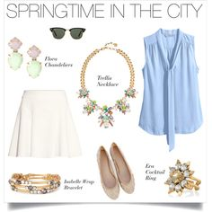 We're ready for Springtime In The City with Stella & Dot jewelry & accessories! Www.Stelladot.Com/cassiekral