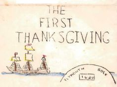 Thanksgiving programme cover from a school in Colombia, This is part of a collection that was thrown away and recovered by a collector from a flea market. School Programs, Centre, Archive, Thanksgiving, Thankful, Marketing, Cover, Collection, Colombia