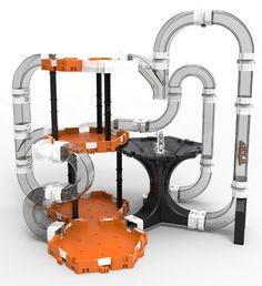 HexBug Nano V2: A Habitrail for Robo-Bugs