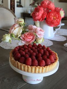 Raspberry Rose Frenc