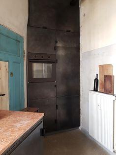 Vosgesparis: A Raw And Minimalistic Apartment   Frama Studio Apartment