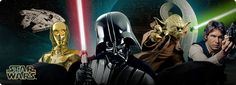 Darth Vader Voices for the TomTom.  Follow Lord Vader to your destiny.  Freakin' Awesome!