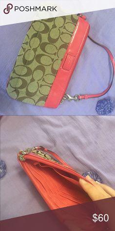 Coach wristlet brand new coach wristlet kate spade Bags Clutches & Wristlets