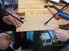Fotos taller 2011-2012 - Compenetración en el trabajo