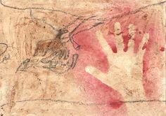 Peindre sans peinture ... et revisiter l'art préhistorique