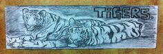 My sons #pencilsketch #tigers