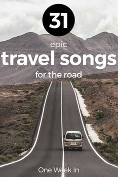 31 best travel songs 2017 (to have the perfect background music! Road Trip Songs, Road Trip Music, Road Trips, Best Travel Songs, Travel Music, Roadtrip Playlist, Alberta Canada, Travel Outfit Spring, Videos Mexico